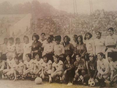 تاریخچه فوتبال زنان در ایران + عکس